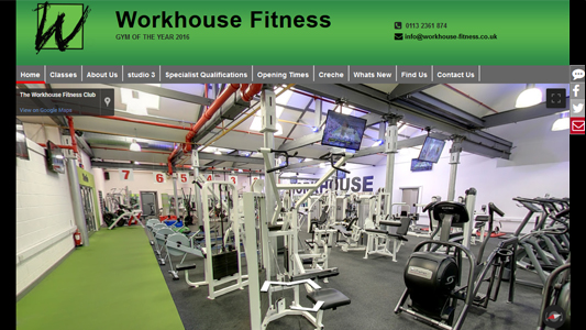 The Workhouse Gym
